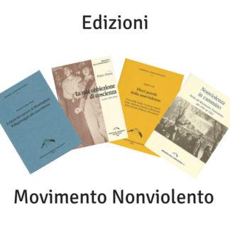 Edizioni del Movimento Nonviolento